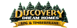 Discovery Dream Homes Log & Timberframe