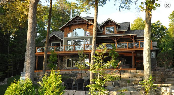 Discovery Dream Homes Log & Timberframe Homes